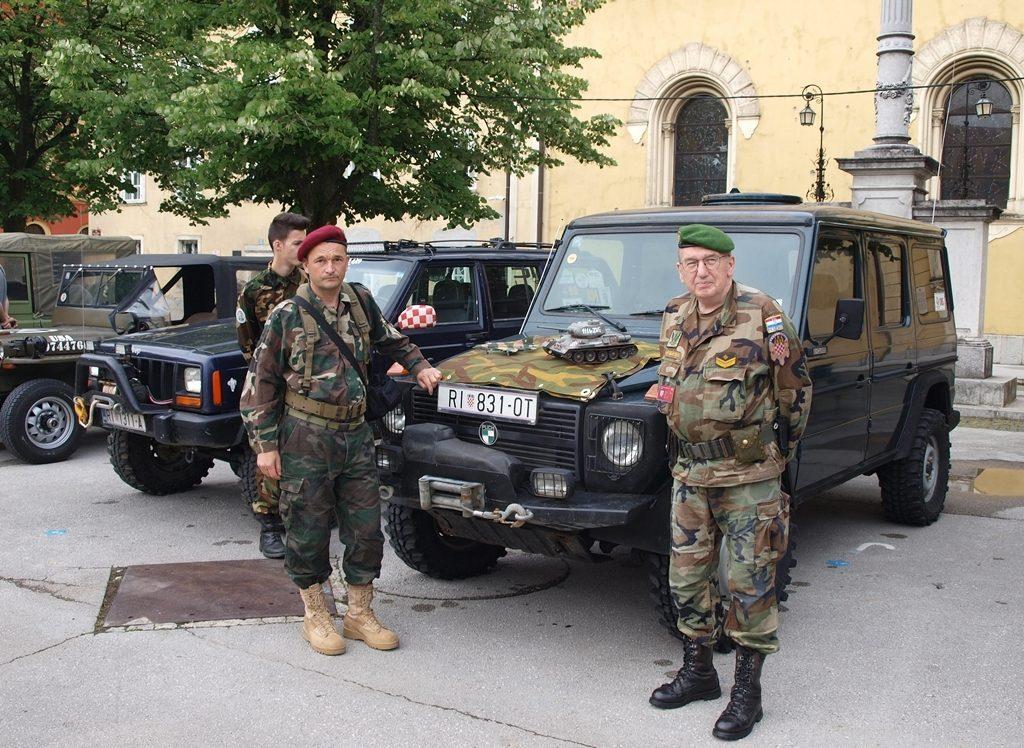 Damir Batistić i Čestmir Komarek
